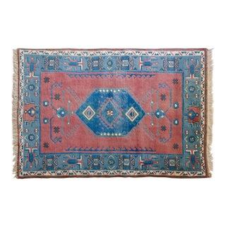 """Turkish Shiravan """"Erten"""" Wool Rug - 5' x 8'"""