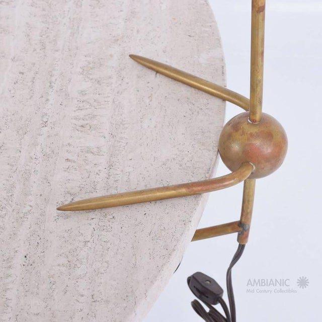 Italian Desk Table Counterbalance Lamp For Sale - Image 10 of 11