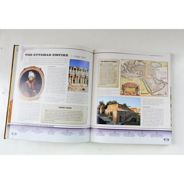 Traditional National Geographic History Book: An Interactive Journey For Sale - Image 3 of 13