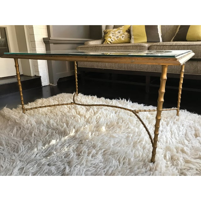 Maison Bagues Bronze Coffee Table - Image 8 of 8