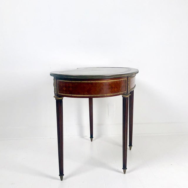Louis XVI Style Desk Circa 1920 For Sale In San Francisco - Image 6 of 8
