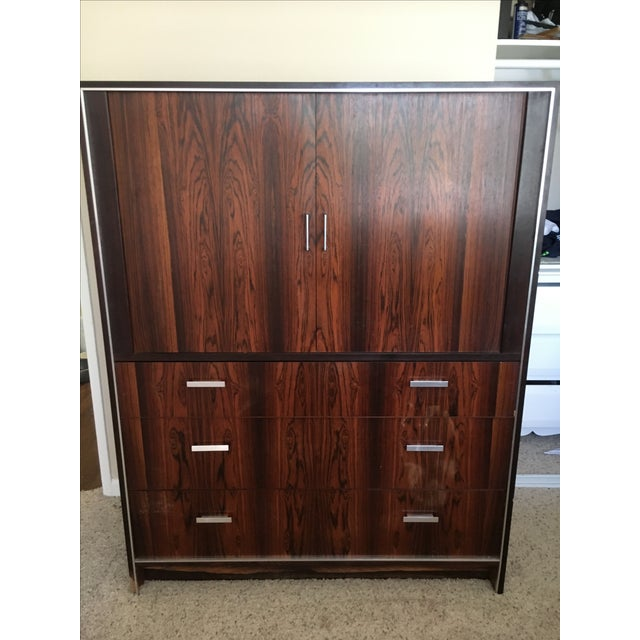 1960s Maurice Villency Rosewood Dresser - Image 2 of 9