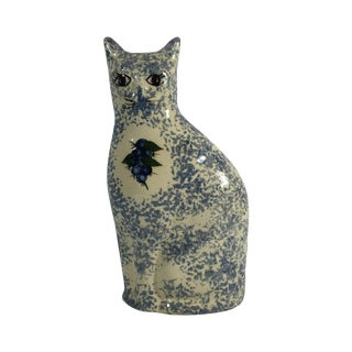 Vintage Cat Porcelain