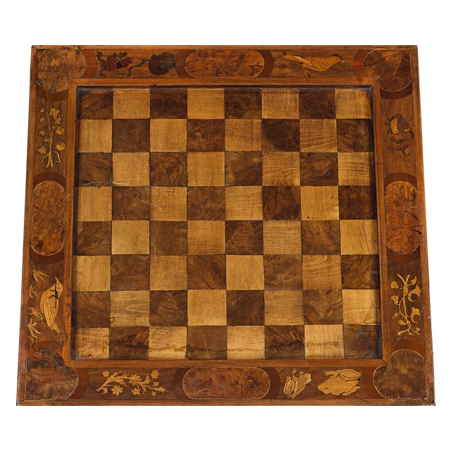 17th-Century German Games Box For Sale - Image 4 of 8