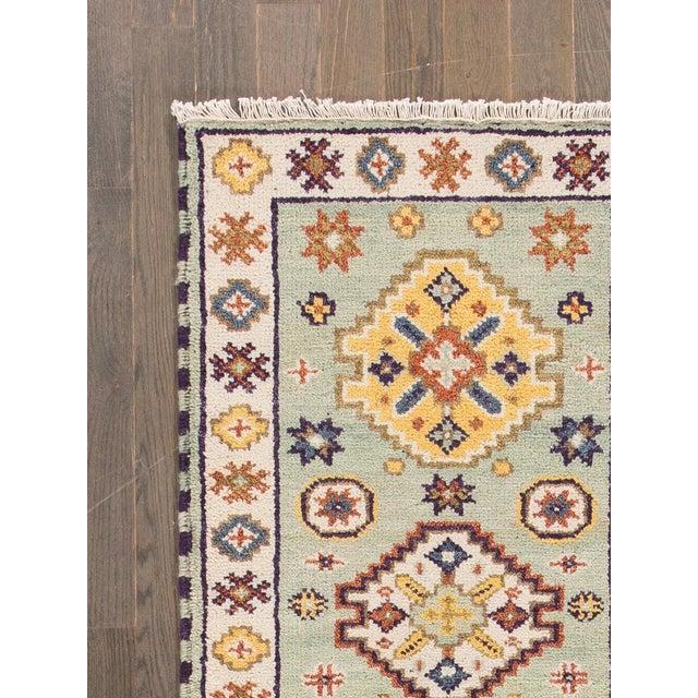 "Apadana - Modern Kazak Rug, 2'2"" x 6'8"" - Image 4 of 4"