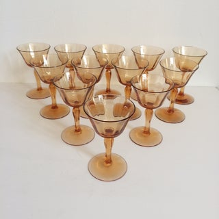 Tangerine Cocktail Glasses - Set of 12 Preview