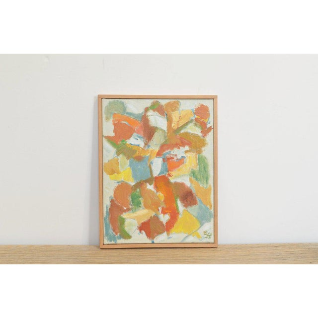 Four Compositions - Paintings by Eva Beyer For Sale - Image 4 of 7