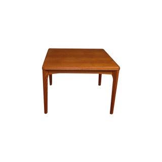 Mid Century Vejle Stole Mobelfabrik Danish Side Table For Sale