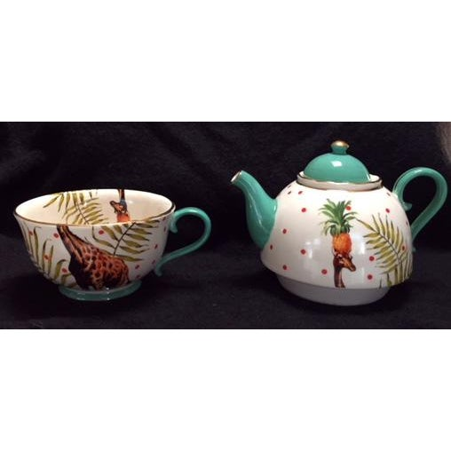 Art Deco Yvonne Ellen Tea for One Teapot For Sale - Image 3 of 5