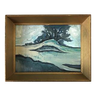 Original Impressionism Landscape Painting For Sale
