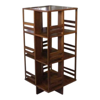 Mid-Century Modern Danish Bookcase For Sale