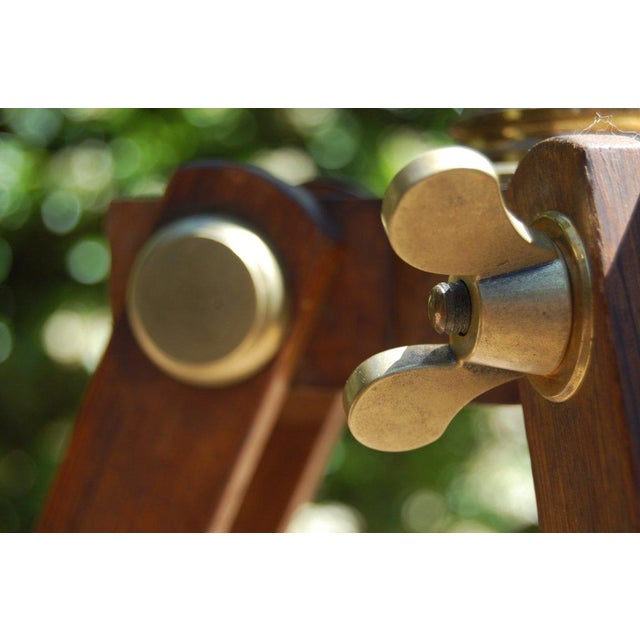 English Refracting Telescope For Sale - Image 9 of 9
