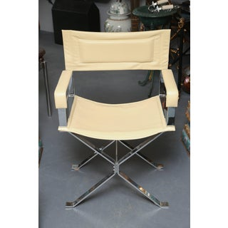 """Pair of Albrizzi Mid-Century """"Directors"""" Chairs Preview"""