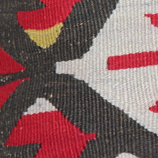 Turkish Handmade Kilim Pillow - Image 4 of 6
