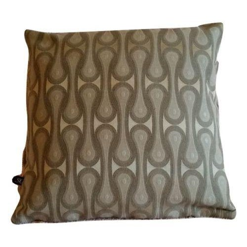 Maharam Design 9297 Ash Gray Pillow Cover - Image 1 of 2