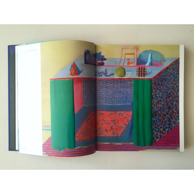 """David Hockney David Hockney """" That's the Way I See It """" Vintage 1993 First Edition Hardcover Pop Art Book For Sale - Image 4 of 13"""