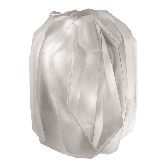 """""""Gletscher"""" Vase by Sebastian Menschhorn For Sale"""
