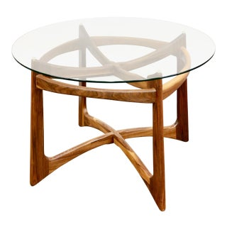 Mid-Century Modern Adrian Pearsall Sculptural Dining Room Table