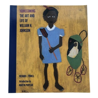 Homecoming the Art & Life of William H Johnson For Sale
