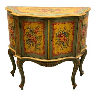 Munago Co. Venetian Sideboard Reproduction For Sale