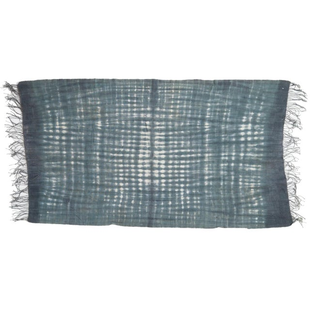 """Vintage African Textile Throw - 3'3"""" X 5'6"""" - Image 1 of 6"""