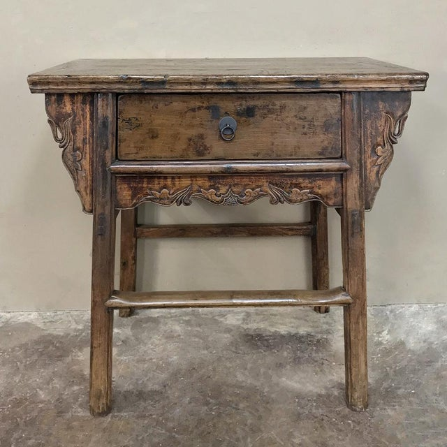 Late 19th Century 19th Century Chinese Console ~ Cabinet For Sale - Image 5 of 13