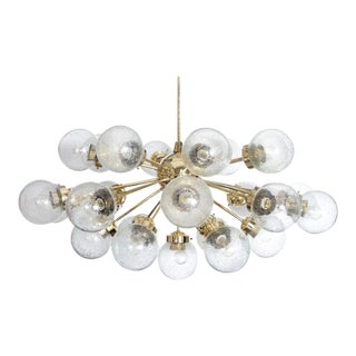 1960s Doria Twenty-Five-Globe Sputnik Chandelier For Sale