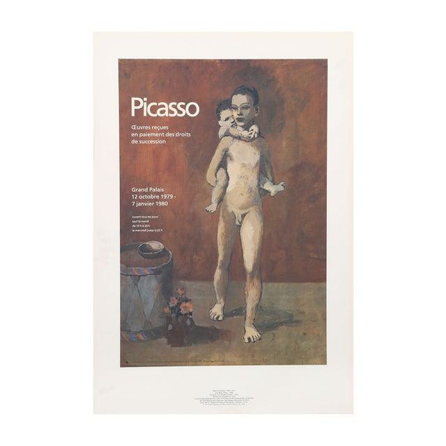 """Pablo Picasso """"Le Deux Freres (Text)"""" Lithograph For Sale"""