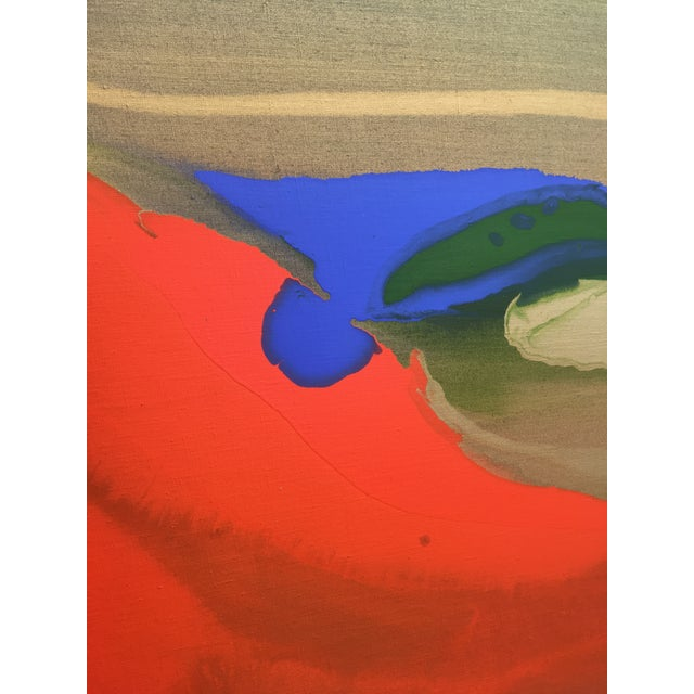 """Nico Munuera Abstract Painting """"Boneless Vi"""" For Sale - Image 4 of 10"""