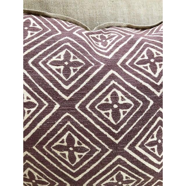 Quadrille China Seas Designer Made Fiorentina Throw Pillows - a Pair For Sale - Image 9 of 13
