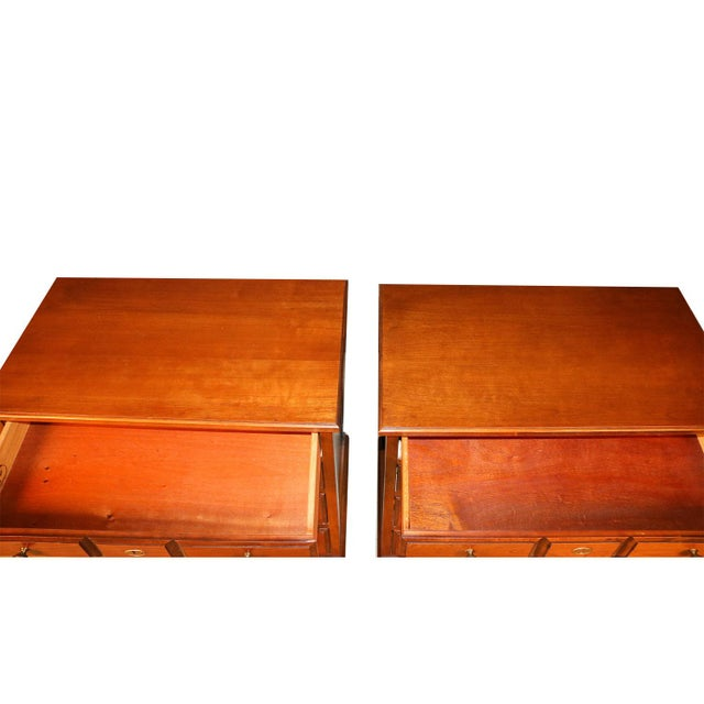 American Pair American Permacraft Bachelor's Chests For Sale - Image 3 of 12
