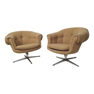 Pair of Mid-Century Modern Style Chairs For Sale