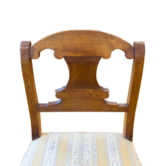 Single Biedermeier Chair For Sale In New York - Image 6 of 7