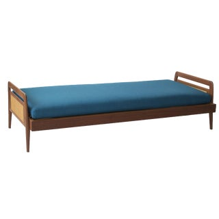 Danish Mid Century Teak Daybed For Sale