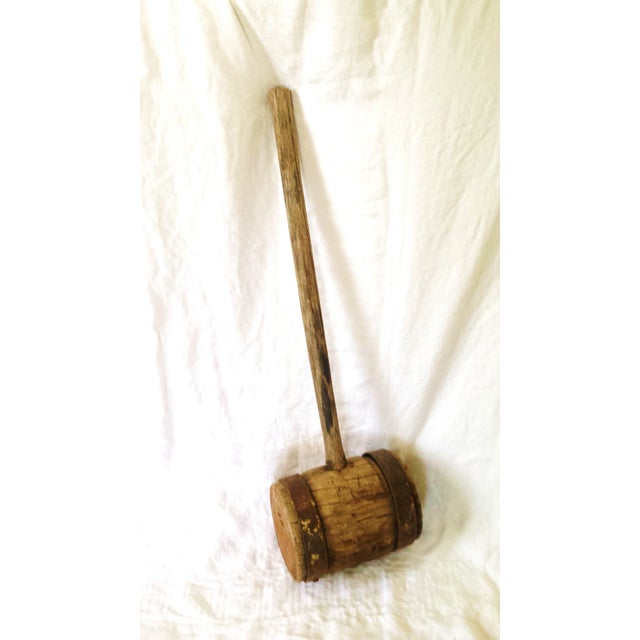 Primitive Strong Man Circus Mallet - Image 8 of 9