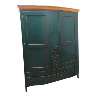 Jacques Grange Shaker Collection Armoire For Sale