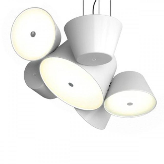 Marset Tam Tam 5 Suspension Pendant Light For Sale - Image 11 of 11