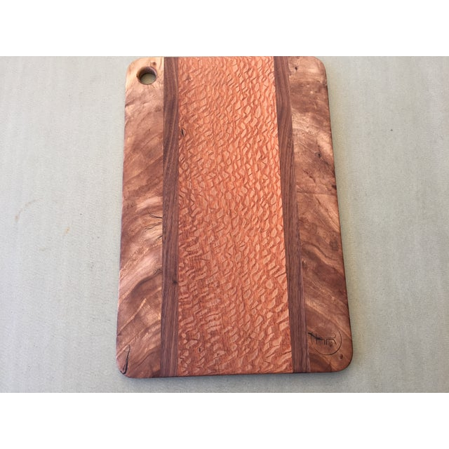 Hardwood Cutting or Serving Board - Image 3 of 5