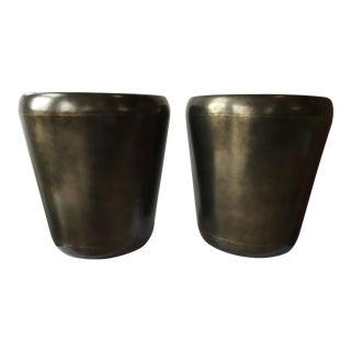 Arteriors Drum Accent Tables - A Pair