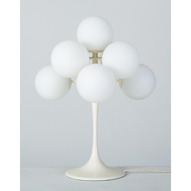 Commonly mis-attributed to Swiss architect and Industrial designer Max Bill, this series of globe lamps - known as the...