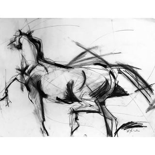 Horse Drawing #2 For Sale