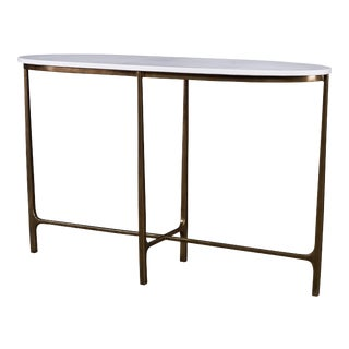 Century Furniture Wilcox Console Table For Sale