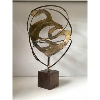 Midcentury Modern Brutalist Sculpture Preview