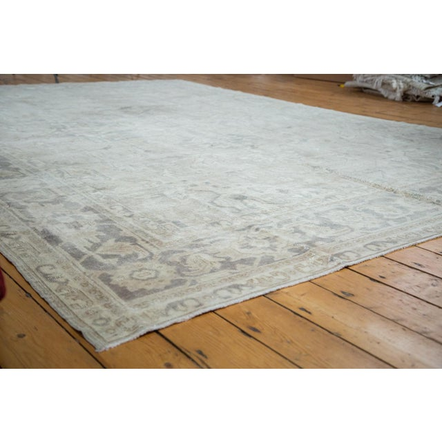 "Distressed Oushak Carpet - 8'9"" X 12'2"" - Image 4 of 10"