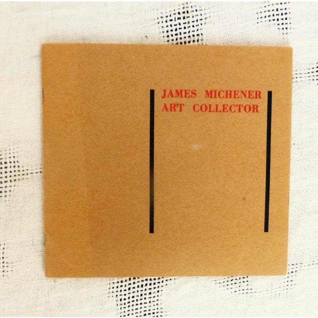 'James Michener: Art Collector' Book - Image 2 of 8