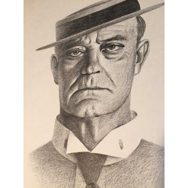 Vintage Bill Bates Print Portfolio - Set of 4 - Image 5 of 8