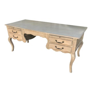 Antique French Country Writing Table Desk For Sale