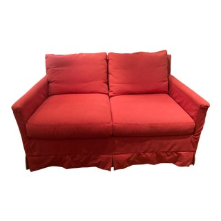 Lee Industries Slipcovered Loveseat