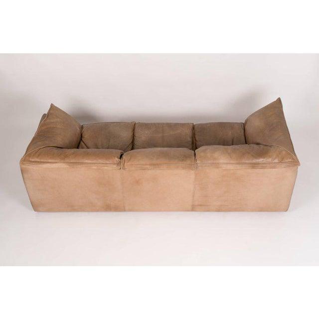 """Tan 1970s Niels Eilersen """"Arizona"""" Sofa by Jens Juul Eilersen For Sale - Image 8 of 9"""