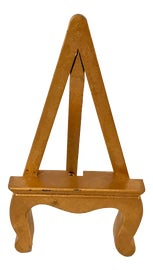 Image of Mid-Century Modern Easels